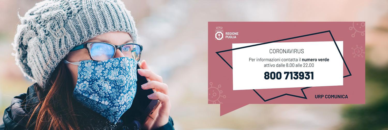 Network Contacts in prima linea per il servizio informativo sul Coronavirus