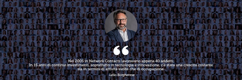Network Contacts: una storia di successo