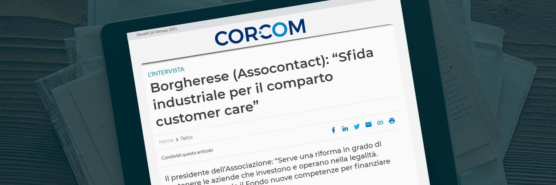 Una visione industriale per il Customer Care